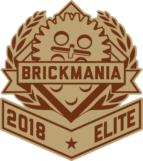 Brickmania Elite Membership 2018