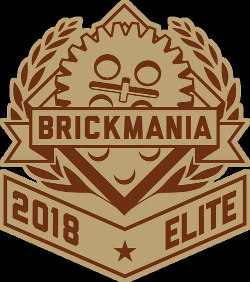 Brickmania Elite Membership 2018