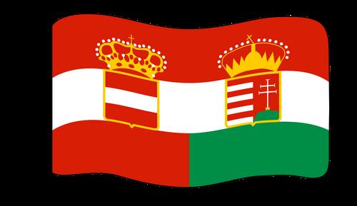Flag - Austria-Hungary