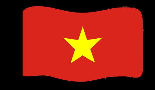 Flag - Vietnam