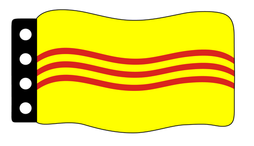 Flag - South Vietnam