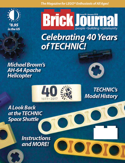 BrickJournal: Issue 49 - February 2018