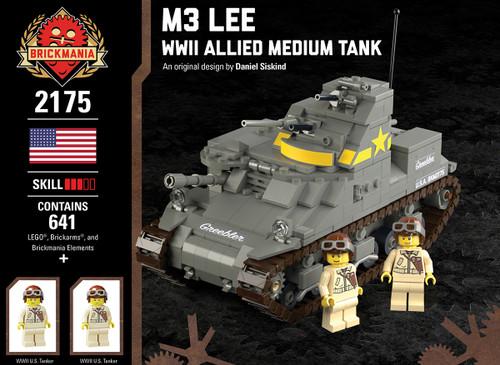 M3 Lee - WWII Allied Medium Tank