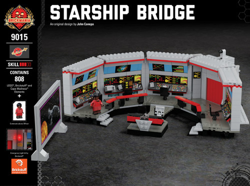Starship Bridge