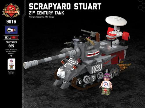 Scrapyard Stuart
