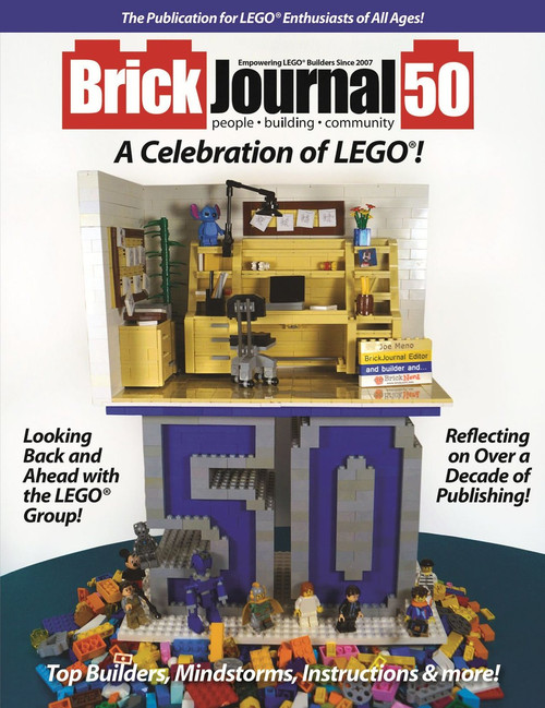 BrickJournal: Issue 50 - A Celebration of LEGO®