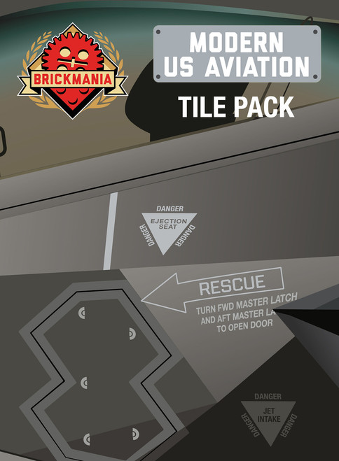 Modern US Aviation Tile Pack