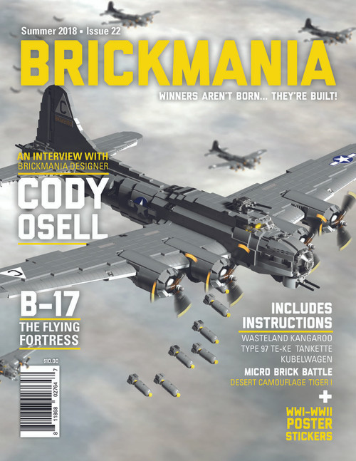 Brickmania Magazine Issue #22 Summer 2018