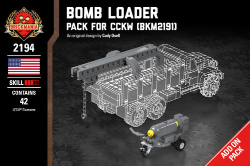 Bomb Loader - Pack for CCKW (BKM2191)