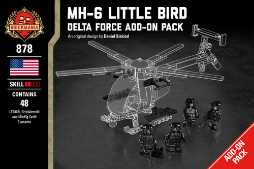MH-6 Little Bird - Delta Force Add-On Pack