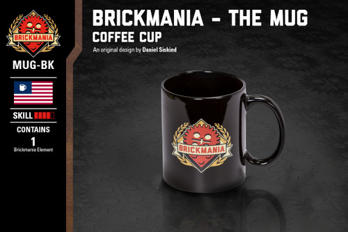 Brickmania - The Mug