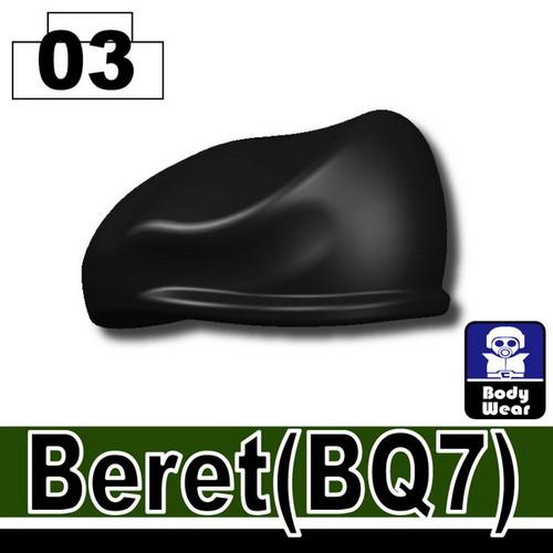 Minifig.Cat Beret (BQ7)