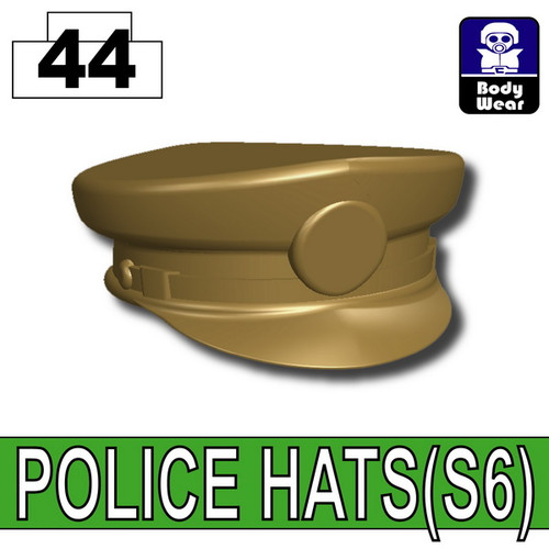 Minifig.Cat Police Hat (S6)
