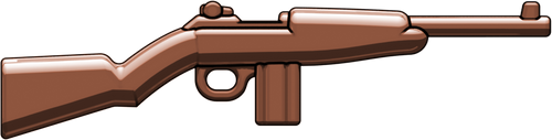 BrickArms M1 Carbine-Fullstock