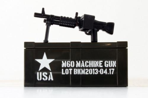 M60 and Printed Crate
