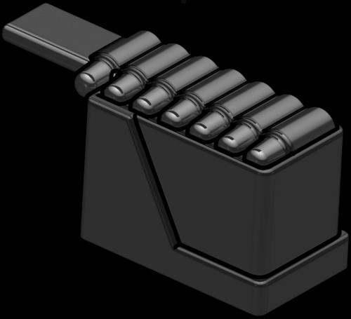 BrickArms Heavy Machine Gun Ammo Box