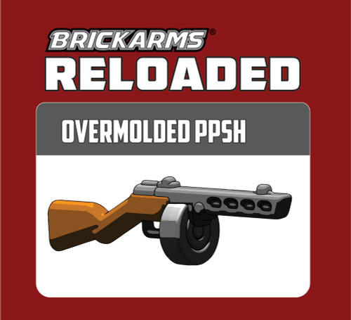 BrickArms Reloaded Overmolded PPSh