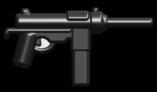 """BrickArms M3 """"Grease Gun"""""""