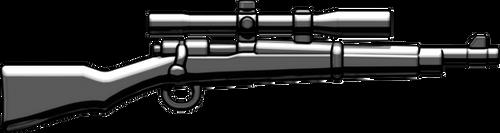 BrickArms M1903 Springfield USMC Sniper Rifle