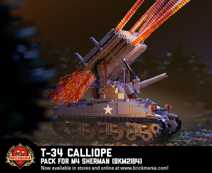 https://www.brickmania.com/t34-calliope-pack-for-m4-sherman/