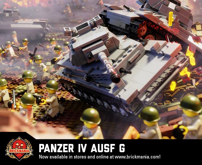 Panzer IV Ausf G - German Medium Tank
