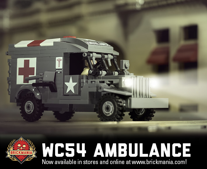 WC-54 Ambulance