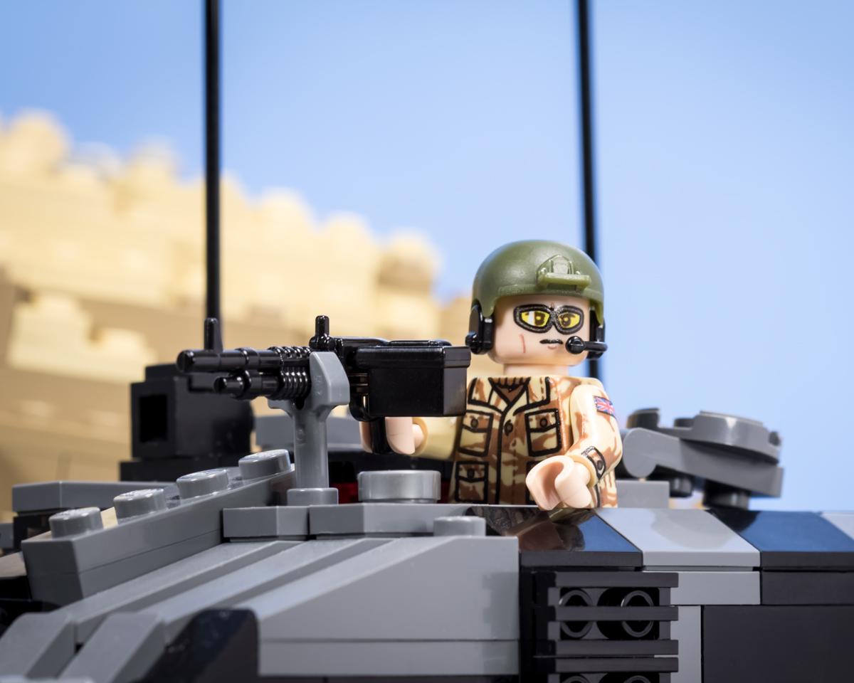 Modern British Tanker