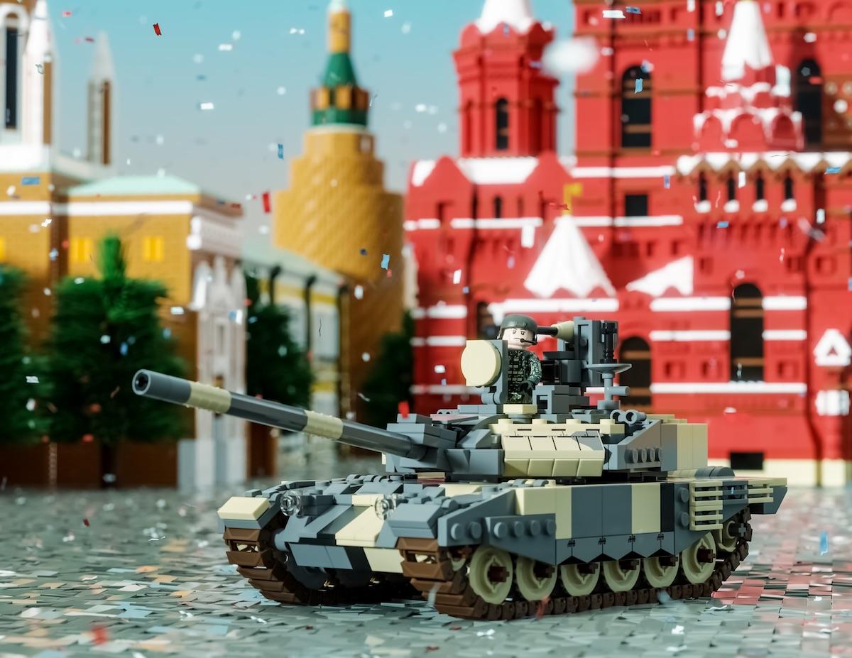 T-90MS Tagil - Main Battle Tank