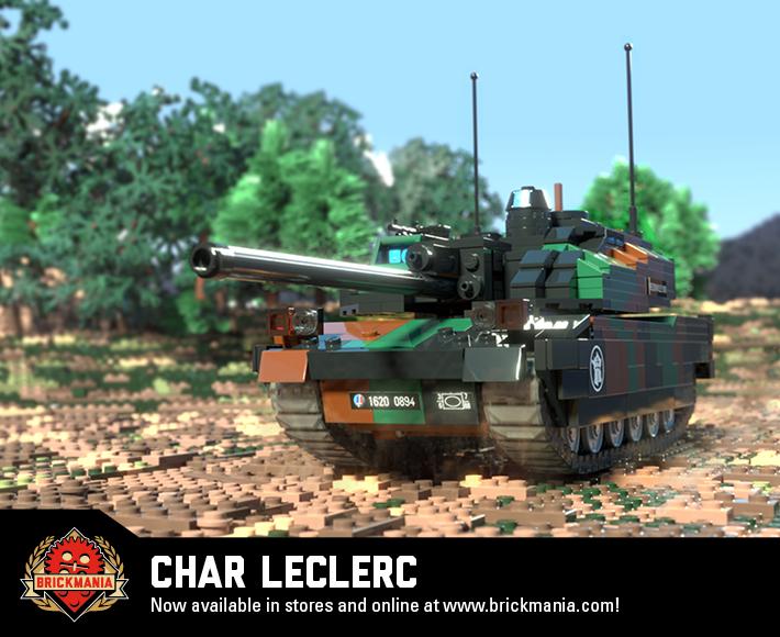 Char Leclerc - Main Battle Tank