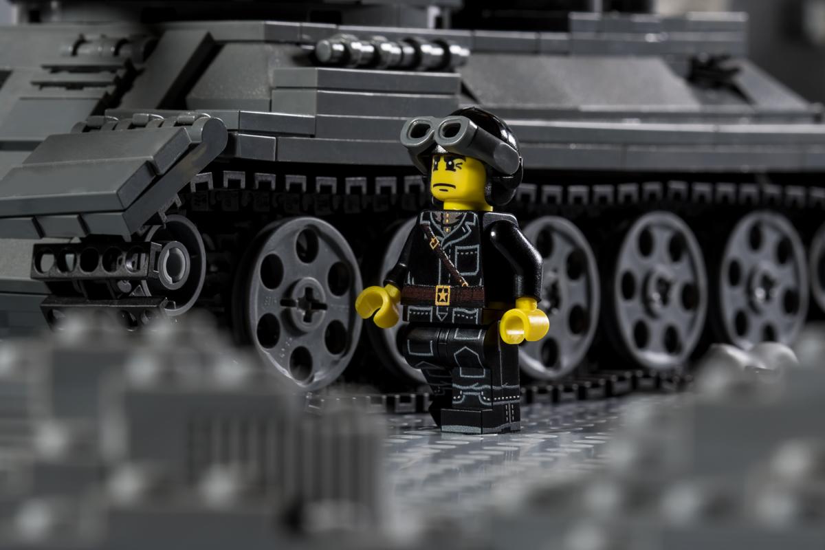 WWII Russian Tanker