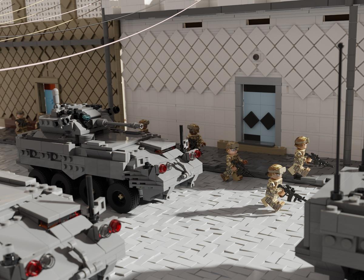 Stryker Heavy Weapons Upgrade Kit
