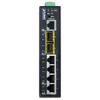 Planet IGS-5225-4T2S Industrial L2+ 4-Port Gigabit + 2-Port 100/1000X SFP Managed Switch