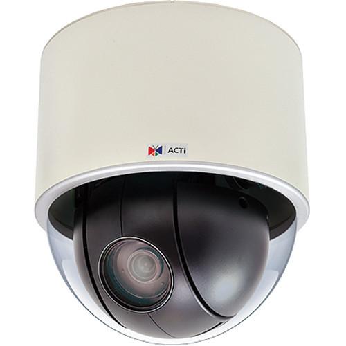 ACTi I912 4MP PTZ Network Camera