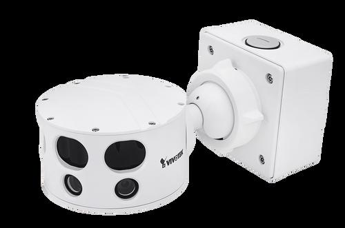 Vivotek MS8391-EV 180° Multiple Sensor Panoramic Network Camera