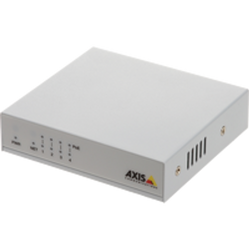 AXIS Companion 4 Port PoE+ Switch