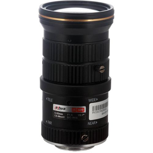 Dahua PFL0550-E6D 6 MegaPixel 5-50mm Lens
