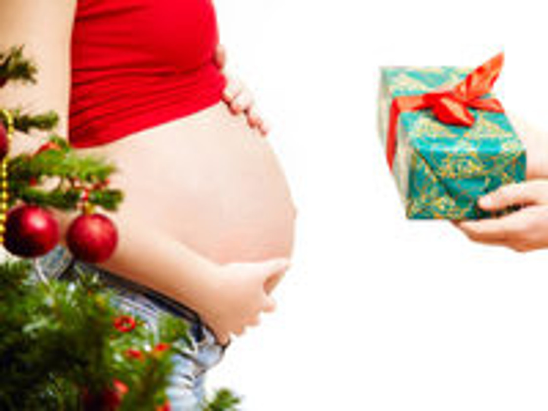 ​Why being pregnant at Christmas rocks