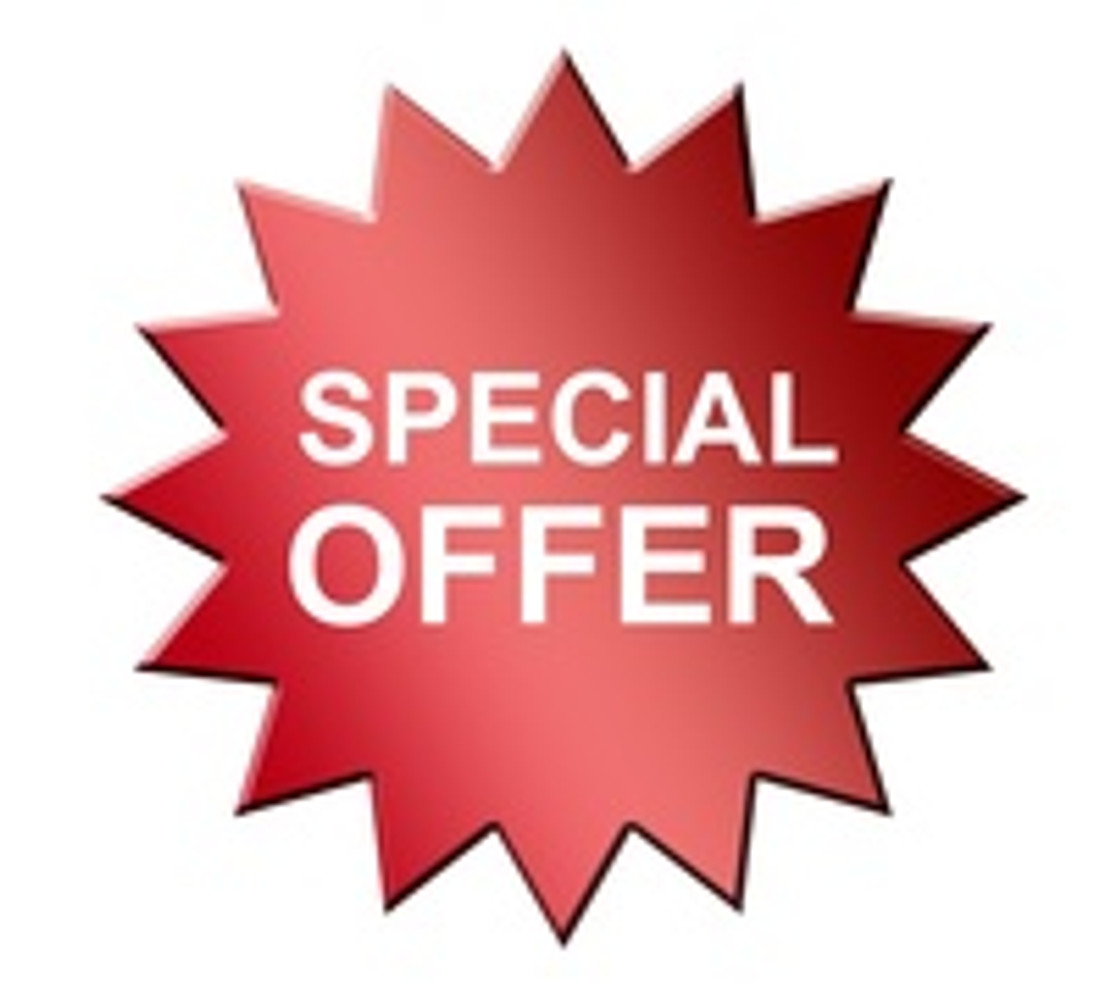 May Bank Holiday Offers!