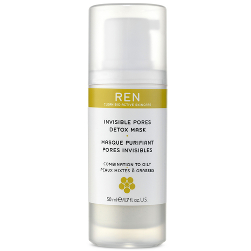 REN - Invisible Pores Detox Mask 50ml