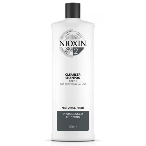 Nioxin Cleanser 2 - 1000ml (Shampoo)