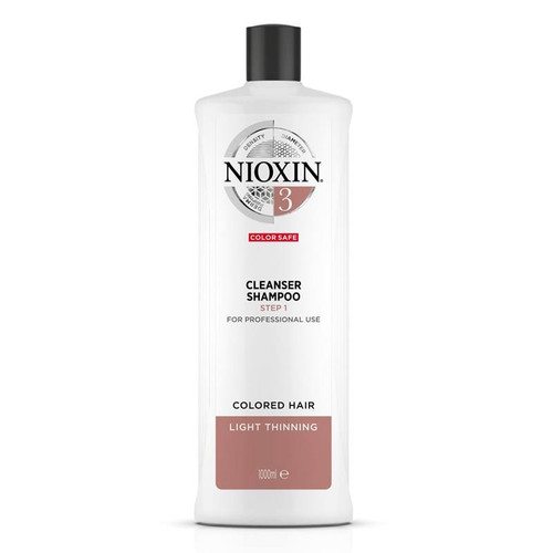 Nioxin Cleanser 3 - 1000ml (Shampoo)