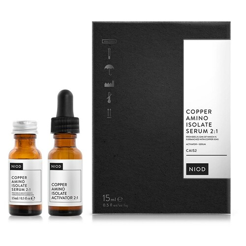 NIOD Copper Amino Isolate Serum 2:1 - 15ml