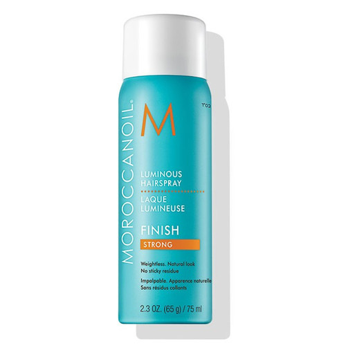 Moroccanoil Luminous Hairspray Strong Hold Travel Size 75ml