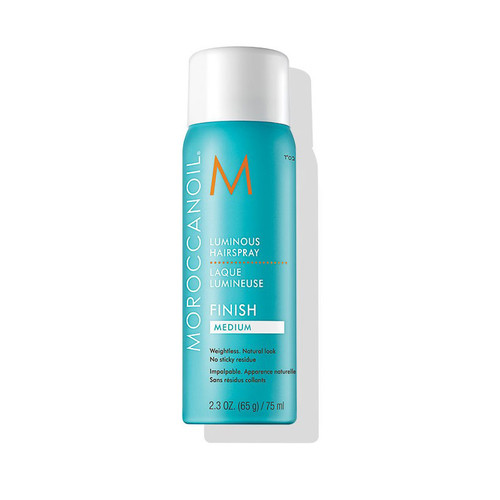 Moroccanoil Luminous Hairspray Medium Hold  Travel Size 75ml