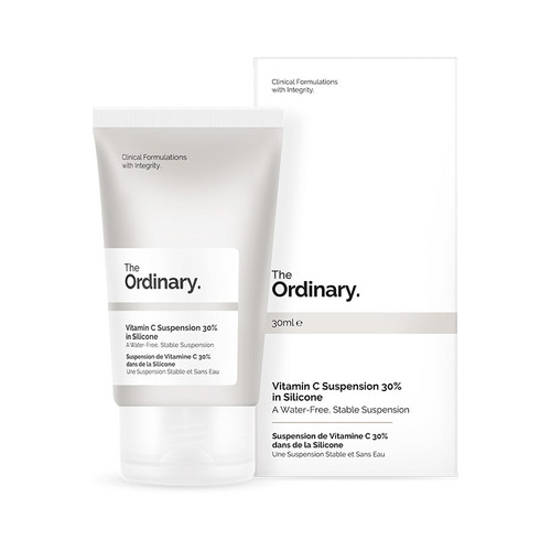 The Ordinary Vitamin C Suspension 30% in Silicone 30ml