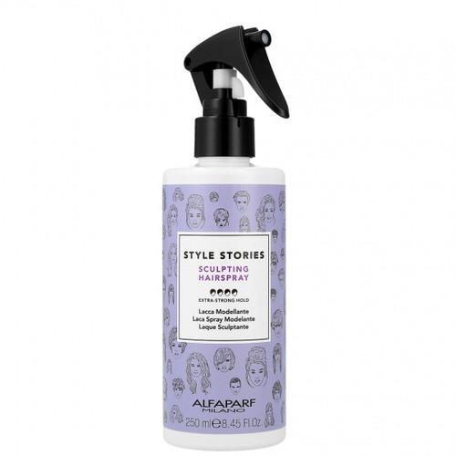 Alfaparf Style Stories Sculpting Gas-Free Hairspray 250ML
