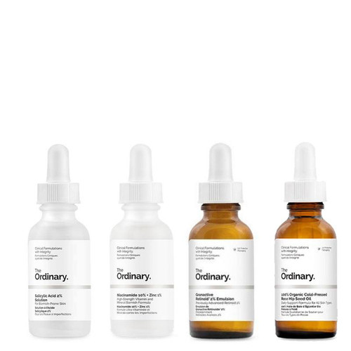 The Ordinary Acne Treatment Bundle