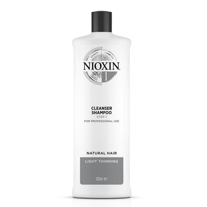 Nioxin Cleanser 1 - 1000ml (Shampoo)