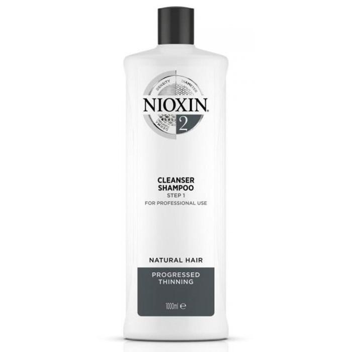 Nioxin Cleanser 2 - 1000ml (Shampoo)