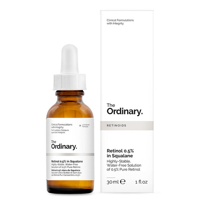 The Ordinary Retinol 0.5% in Squalane - 30ml